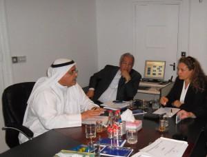 Verhandlungen in Kuweit 2013